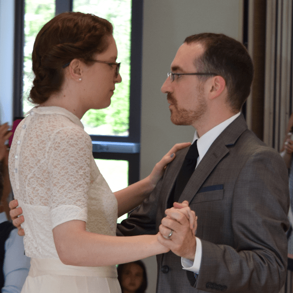 Wedding: Ruth and Gregory at St. Catherine's, Ithaca, 6/24/17